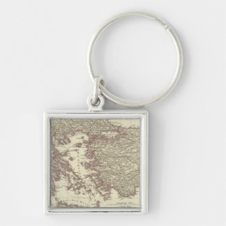 The Byzantine Empire until the Xite Key Ring