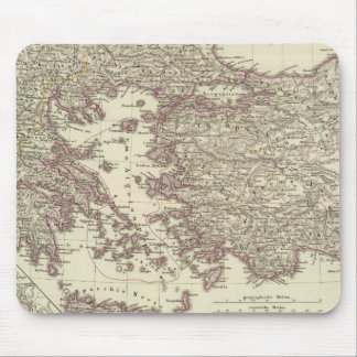 The Byzantine Empire until the Xite Mouse Mat