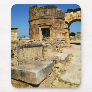 THE BYZANTINE GATE - Hierapolis Mouse Pad