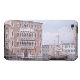 The Ca' Foscari, Venice, engraved by Brizeghel (li iPod Touch Cases