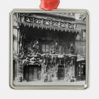 The Cabaret de 'l'Enfer' in Paris Christmas Ornament