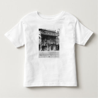 The Cabaret de 'l'Enfer' in Paris Toddler T-Shirt