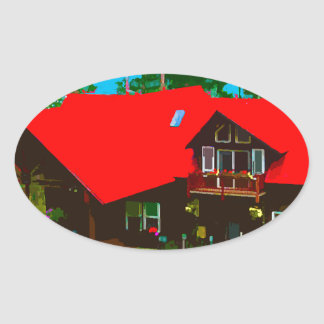 The Cabin 2 Stickers