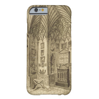 The Cabinet, engraved by T. Morris, from 'Descript Barely There iPhone 6 Case