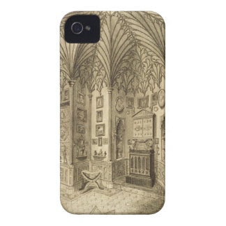 The Cabinet, engraved by T. Morris, from 'Descript iPhone 4 Covers