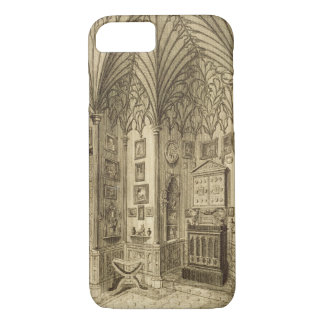 The Cabinet, engraved by T. Morris, from 'Descript iPhone 8/7 Case