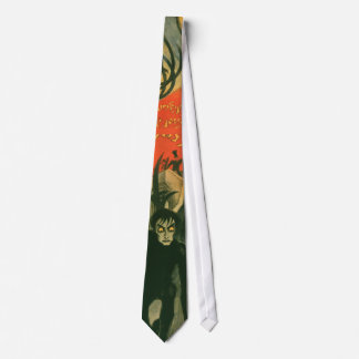 The Cabinet of Dr Caligari movie poster Tie