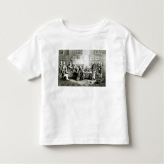 The Cabinet of Lord Derby of 1867, 1868 Toddler T-Shirt