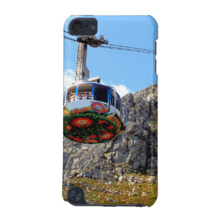 The Cable Car for Table Mountain iPod Touch 5G Cases