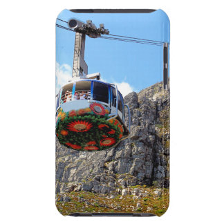 The Cable Car going up Table Mountain in Cape Town iPod Touch Covers