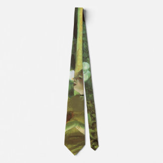 The Cafe Concert by Degas, Vintage Impressionism Tie