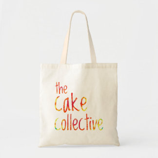 The Cake Collective tote bag