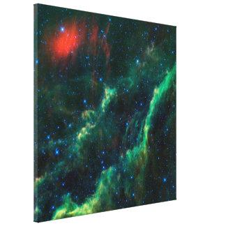 The California Nebula Canvas Prints