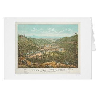 The California Powder Works (1306) Card
