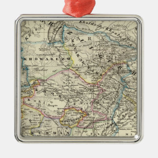 The Caliph's empire at its biggest - East Christmas Ornament