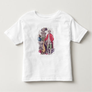The Call of Jacques Necker  16th July 1789 Toddler T-Shirt
