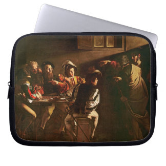The Calling of St. Matthew, c.1598-1601 Laptop Sleeve
