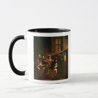 The Calling of St. Matthew, c.1598-1601 Mug