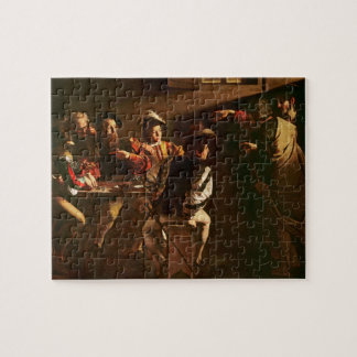 The Calling of St. Matthew, c.1598-1601 Puzzle