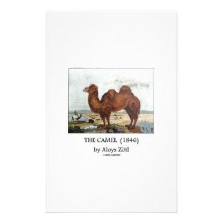 The Camel (1846) by Aloys Zötl Personalised Stationery
