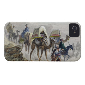 The Camel Train, from 'Constantinople and the Blac iPhone 4 Case-Mate Case