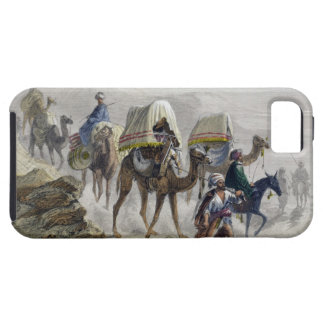 The Camel Train, from 'Constantinople and the Blac iPhone 5 Cover