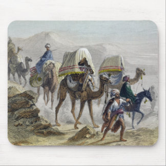 The Camel Train, from 'Constantinople and the Blac Mouse Mat