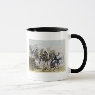 The Camel Train, from 'Constantinople and the Blac Mug