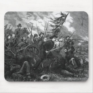 The Campaign in Virginia - 'On to Richmond' Mouse Mat