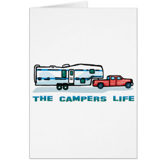 The Campers Life Card