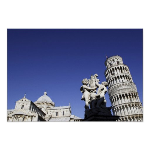 The Campo dei Miracoli Field of Miracles) is Posters