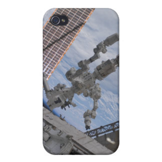 The Canadian-built Dextre robotic system 2 Case For The iPhone 4