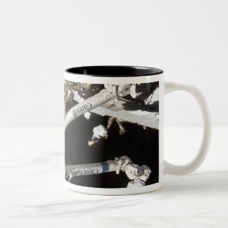 The Canadian-built space station Coffee Mug