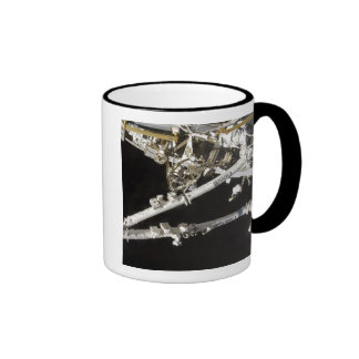 The Canadian-built space station Mug