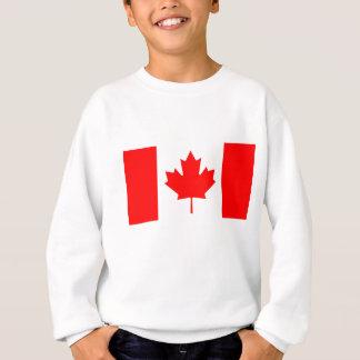 The Canadian Flag - Canada Souvenir Sweatshirt