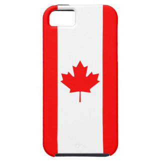 The Canadian Flag, Canada Tough iPhone 5 Case