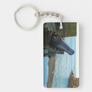 The Canon Porthleven Cornwall England Key Ring