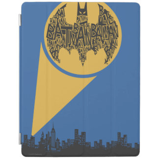 The Caped Crusader iPad Cover