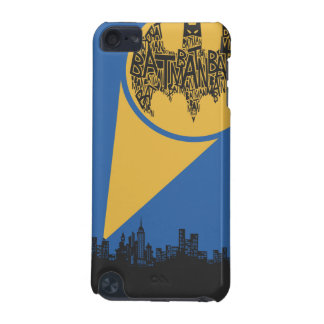 The Caped Crusader iPod Touch (5th Generation) Case