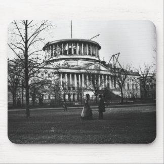 The Capitol Building in Washington D.C. Mouse Mat