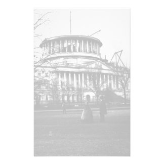 The Capitol Building in Washington D.C. Stationery
