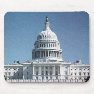 The Capitol Dome Mouse Pad