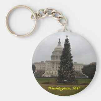 The Capitol, Washington, DC Key Ring