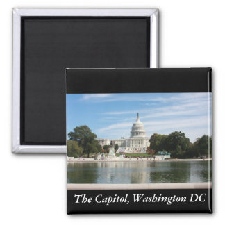 The Capitol, Washington DC Magnet