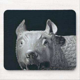 The Capitoline She-Wolf Mouse Pads