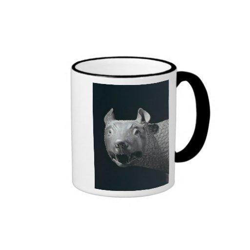 The Capitoline She-Wolf Coffee Mugs