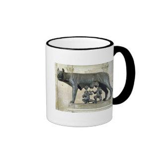 The Capitoline She-Wolf Coffee Mug