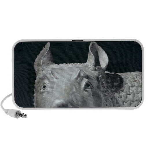 The Capitoline She-Wolf Speaker