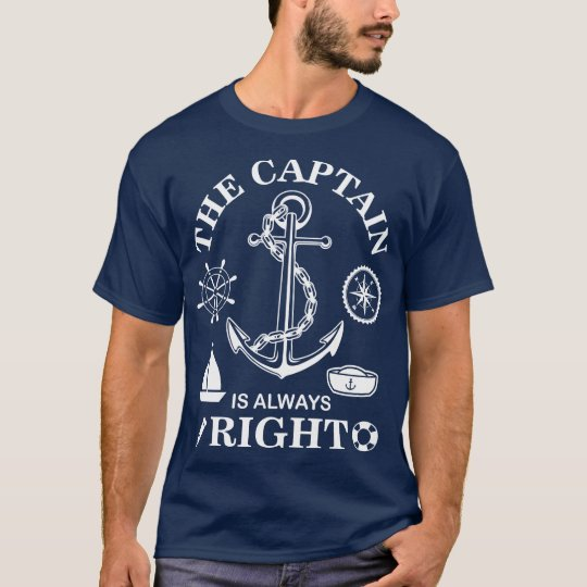 The Captain is always Right - Captain Funny