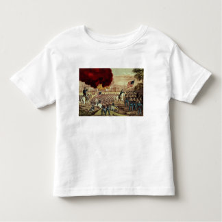 The Capture of Atlanta by the Union Army Toddler T-Shirt